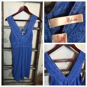 Anthropologie Eloise night gown M EUC